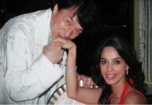 Mallika and jackie chan