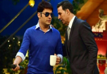 Akshay and Kapil