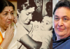 lata ji and rishi kapoor