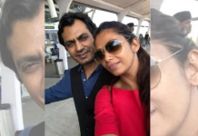 nawazuddin with wife