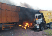 bikaner accident
