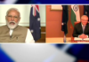 pm modi and scott morison