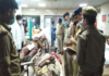 kanpur police attack
