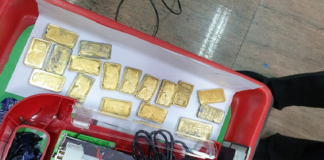 smuggling of gold